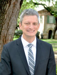 Gibbs Knotts, HSS Interim Dean