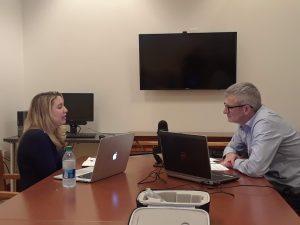 Teacher Scholar Podcast, Episode 2 Featuring Beth Sundstrom